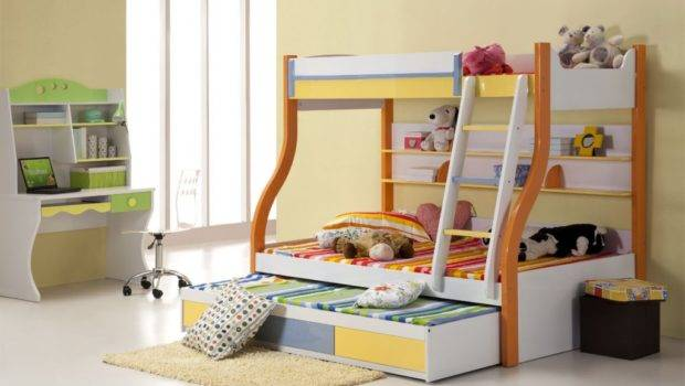 Bunk Beds Kids Slide Style Bedroom Furniture Canada