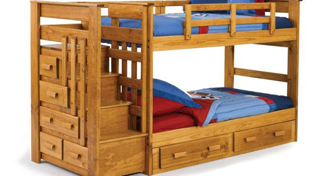 Bunk Beds Mail Order Twin All American
