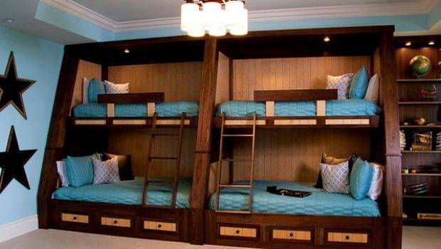 Bunk Beds Optimal Solution Large Families
