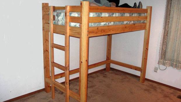 Bunkbed Plans Bunk Bed Garden Bridge