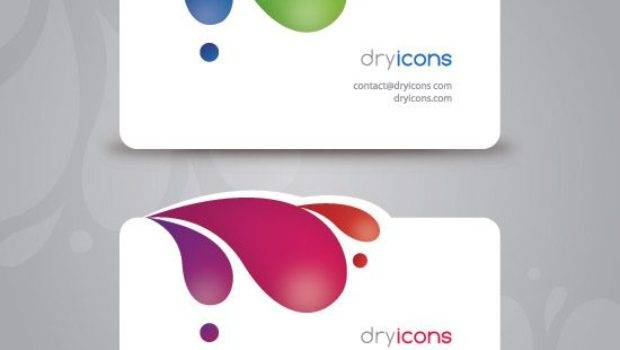 Business Visiting Card Design Cdr Cyberuse