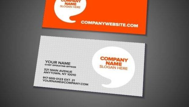 Business Visiting Card Design Cdr Theveliger