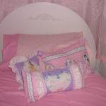 Butterfly Canopy Bed Bedding