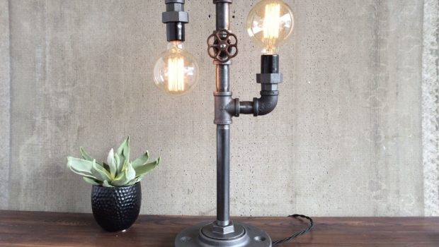 Buy Hand Crafted Industrial Edison Bulb Light Iron