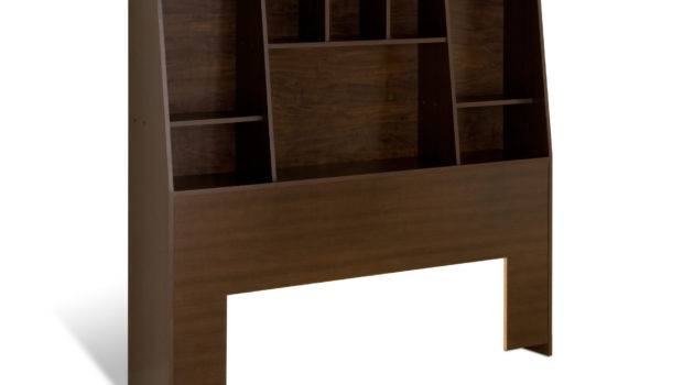 Buy Prepac Espresso Tall Bookcase Headboard Esh Beyond