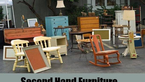Buy Second Hand Furniture