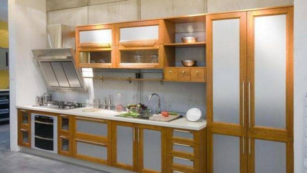 Cabinet Kitchen Large Simply Design Modern Style