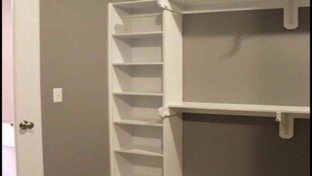 Cabinet Shelving Closet Ideas Storage