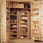 Cabinet Shelving Large Pantry Storage Products