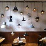 Cafe Ideas Pinterest Industrial Style Wall Lights