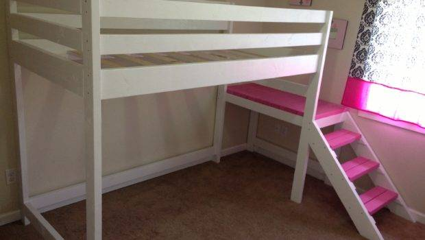 Camp Loft Bed Matching Doll Sized Yourself Home