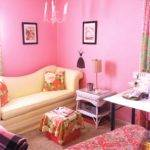 Can Help But Love Pink Room Sewing Above All