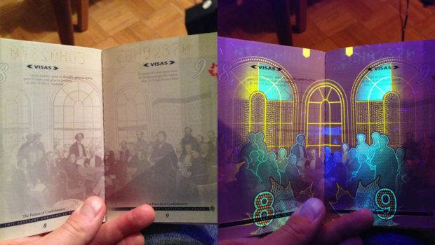 Canada New Passport Coolest World Just Look These