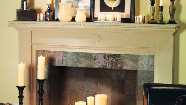 Candle Fireplaces Pinterest Fireplace