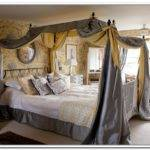 Canopy Bed Curtains Inspiration Inspired Home Designs