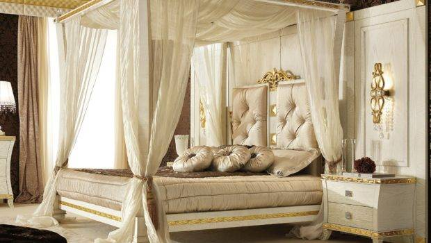 Canopy Bed Design Ideas Furniture Drapes Curtain