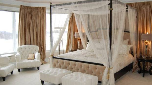 Canopy Beds Modern Bedroom Freshome Stunning Bedrooms