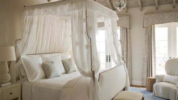 Canopy Beds Your Private Getaway