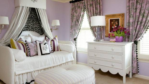 Canopy Better Decorating Bible Blog Childrens Girls Roomtraditional