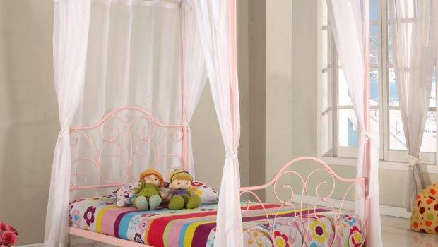 Canopy Curtains Twin Bed Curtain Menzilperde