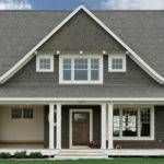 Cape Cod Style House Plan Designed Squatty Front Door
