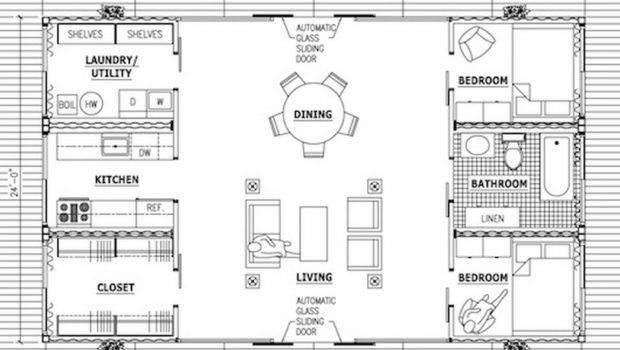Cargo Container Home Homes Floor Plans Diy Used