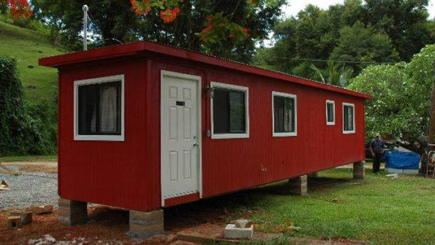 Cargo Container Home Mobile Homes Ideas