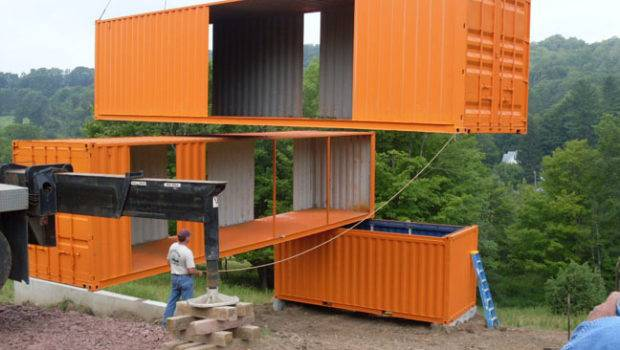 Cargo Home Videos Films Build Container