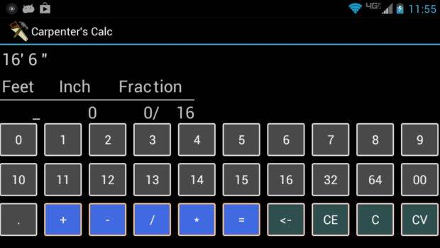 Carpenter Calculator Android Apps Google Play