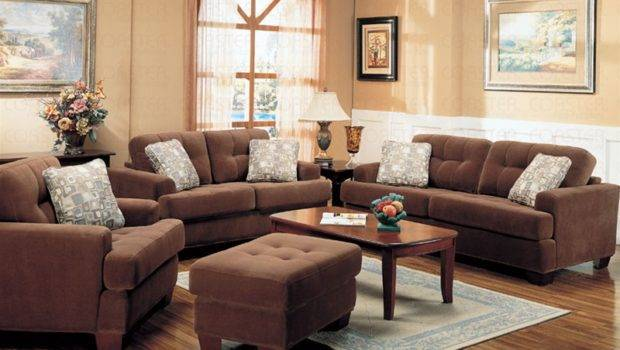Categories Sofas Stanley Collection Fabric Living Room Set