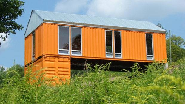 Catskills Shipping Container Homes Time Steele New York Times