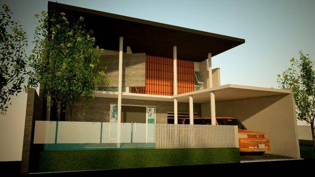 Cawah Homes Minimalist Modern House Design Muslim