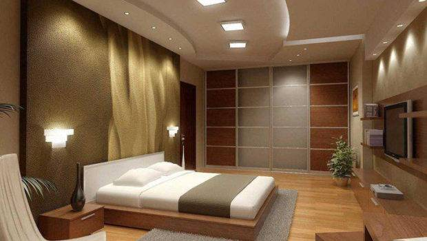 Ceiling Cheerful Design Suitable Bedrooms