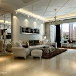 Ceiling Designs Living Room Drawing