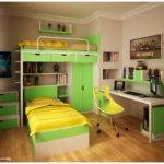 Central Architecture Teen Bedroom Design Ideas