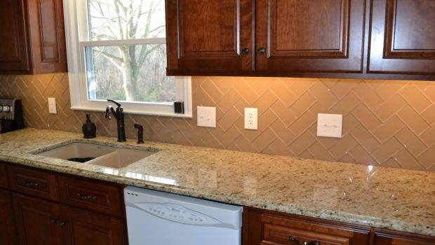 Champagne Glass Subway Tile Outlet