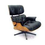 Charles Eames Lounge Chair Inside Room