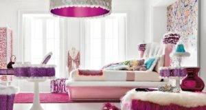 Charming Opulent Pink Girls Room Altamoda Girl Digsdigs