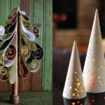 Cheap Christmas Decorations Curley Tree