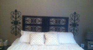 Cheap Headboard Decorating Ideas Pinterest