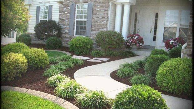 Cheap Landscaping Ideas Front House Design
