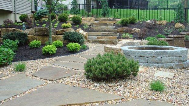 Cheap Landscaping Ideas Front House