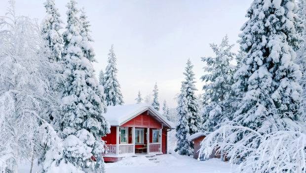 Cheap Obvious Ways Keep Your House Warm Subfreezing Day