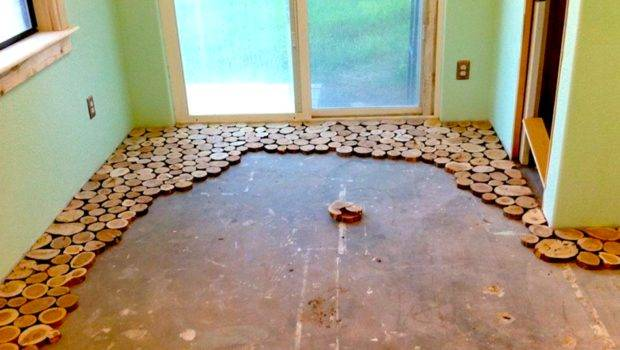 Check Out Totally Unique Diy Wood Flooring Wow Cozy Home