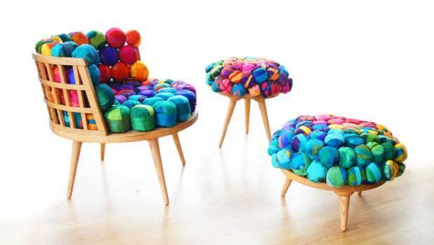 Cheery Recycled Silk Chairs Meb Rure Design Milk