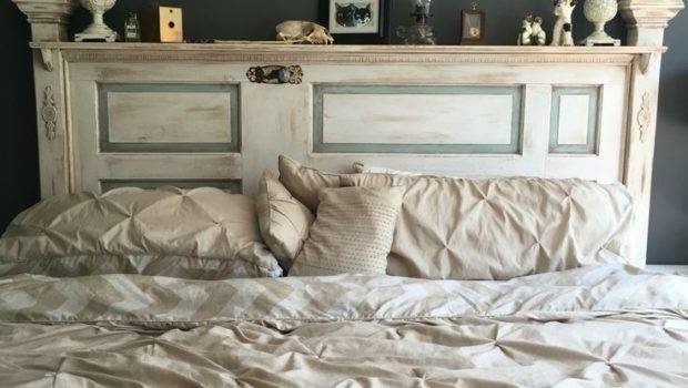 Chic Headboards Best Shab Headboard Ideas