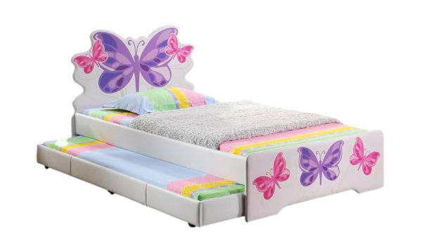 Children Butterfly Bed Enlarge
