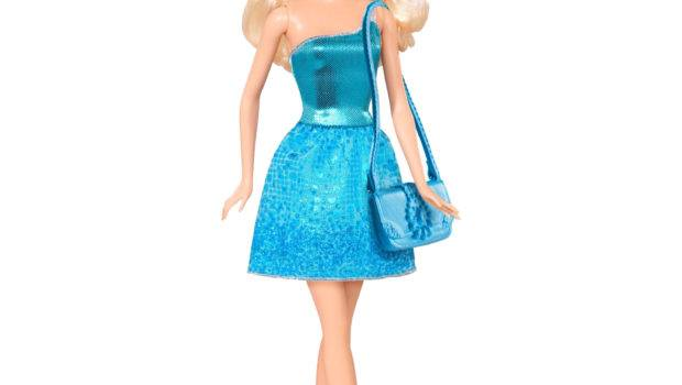 Childrens Barbie Glitz Glam Fashion Modern Style Doll