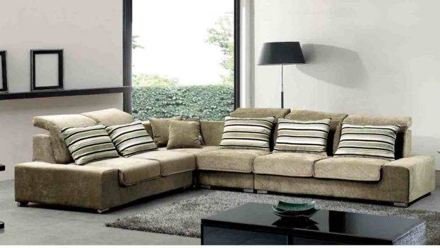 China Stylish Fabric Sofa