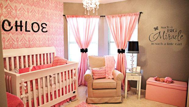Chloe Room Project Nursery